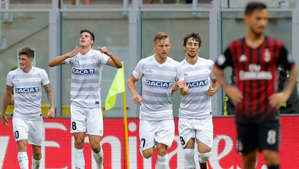 milan udinese finale